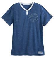 Disney Walt World 2018 Henley T-Shirt for Men