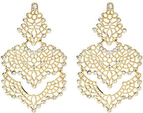 Amrita Singh Goldtone Izabella Earrings