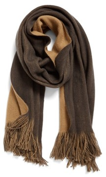 BP Women's Two-Tone Scarf