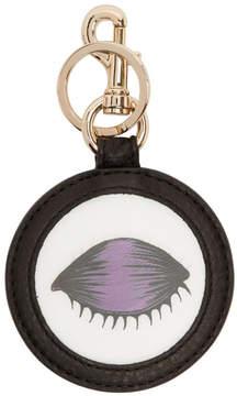 Paul Smith Black Eye Keychain