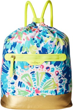 Lilly Pulitzer - Beach Backpack Backpack Bags