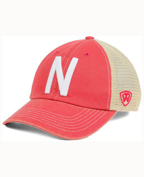Top of the World Nebraska Cornhuskers Wicker Mesh Cap