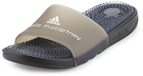 adidas by Stella McCartney Recovery Molded Slide Sandal, Black
