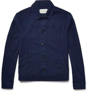 Oliver Spencer Buffalo Denim Jacket
