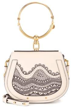 Chloé Exclusive to Mytheresa.com – Small Nile leather crossbody bag