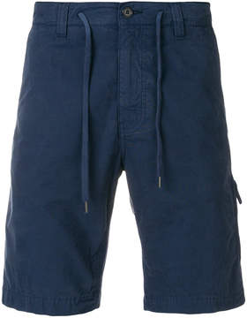 Aspesi drawstring chino shorts