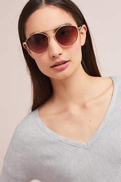 Anthropologie Wailea Aviator Sunglasses