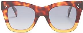 Celine Catherine cat-eye acetate sunglasses
