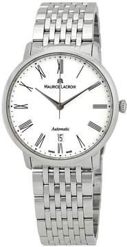 Maurice Lacroix Les Classiques Tradition Automatic White Dial Men's Watch