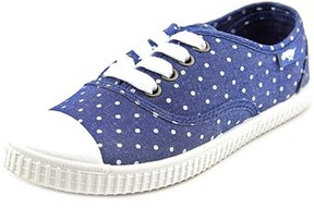 Rocket Dog Bubblegum Girls Youth Round Toe Canvas Blue Sneakers.