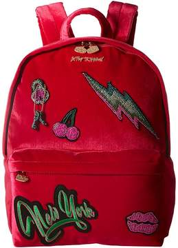 Betsey Johnson Baby's Got Back Backpack Backpack Bags