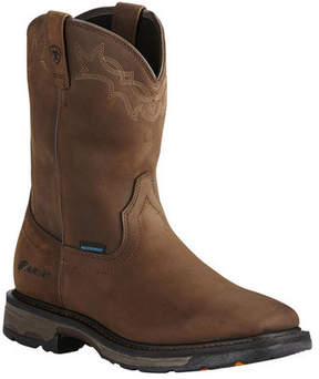 Ariat Men's Workhog Wide Square Toe H2O Boot
