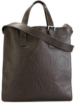 Assouline 'Didot' bookbag tote