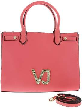 Versace EE1VRBBC9 Coral Satchel Bag