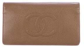 Chanel Timeless Bifold Wallet