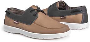Muk Luks Khaki Theo Boat Shoe - Men