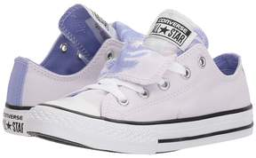 Converse Chuck Taylor All Star Double Tongue Palm Trees Ox Girls Shoes