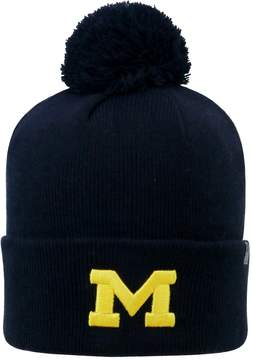 Top of the World Youth Michigan Wolverines Pom Beanie