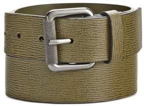 Calvin Klein Mens Textured Belt