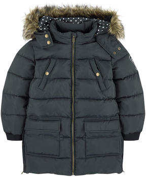 Pepe Jeans Padded coat with faux fur