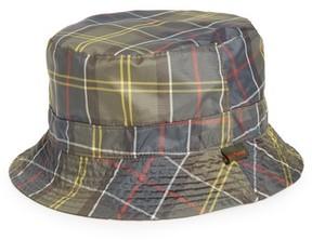 Barbour Men's Reversible Bucket Hat - Brown