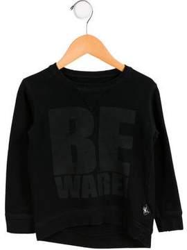 Nununu Boys' Graphic Sweatshirt