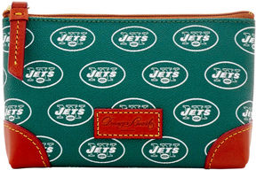 NFL Jets Cosmetic Case