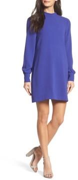 Charles Henry Women's Blouson Sleeve Shift Dress