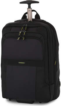 Samsonite Infinipak two-wheel expandable backpack 51cm