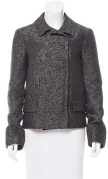 Calvin Klein Collection Collared Button-Up Jacket