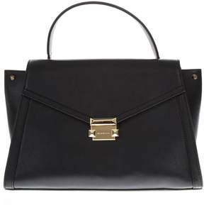 MICHAEL Michael Kors Black Leather Bag