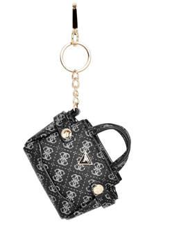 GUESS Quattro G Mini Bag Keychain