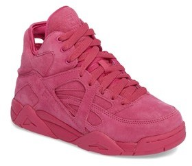 Fila Girl's The Cage High Top Sneaker
