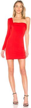 Baja East x REVOLVE One Shoulder Mini Dress