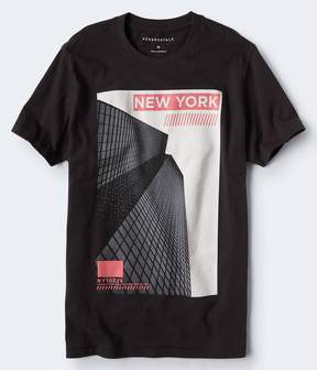 Aeropostale New York Skyscraper Graphic Tee