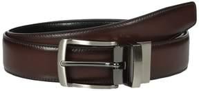 Perry Ellis Portfolio Edge Reversible Dress Belt Men's Belts