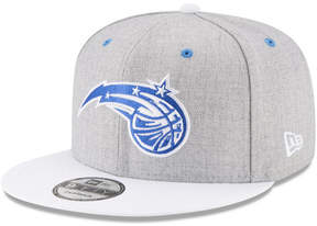 New Era Orlando Magic White Vize 9FIFTY Snapback Cap