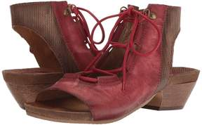 Miz Mooz Cato Women's 1-2 inch heel Shoes