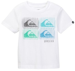 Quiksilver Barred Tee (Toddler Boys)