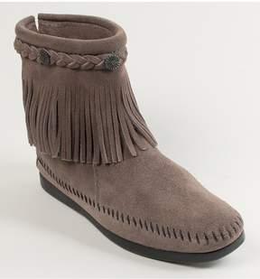 Minnetonka Concho Fringe Boots