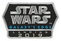 Disney Star Wars: Galaxy's Edge Patch