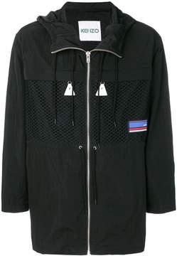 Kenzo Hyper parka coat