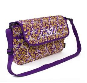 NCAA LSU Tigers Bloom Messenger Bag