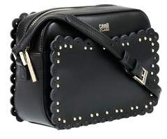 Class Roberto Cavalli Black Small Shoulder Bag Leolace 002.