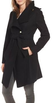 GUESS Women's Wrap Trench Coat