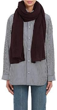 Barneys New York Women's Oversized Cashmere-Silk Scarf