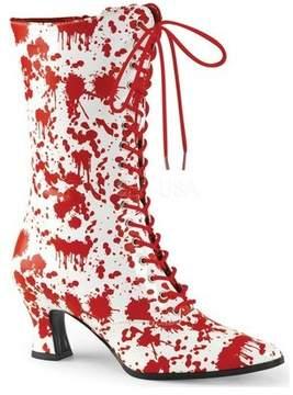 Funtasma Women's Victorian 120BL Mid Calf Boot