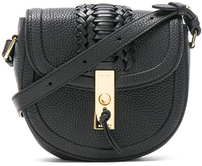 Altuzarra Ghianda Saddle Mini Embroidered Bag