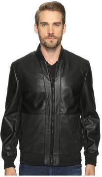 Andrew Marc Edison Bomber Jacket Men's Coat