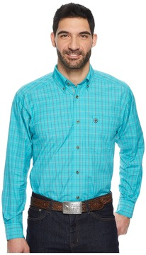 Ariat Ashland Shirt Men's Long Sleeve Button Up